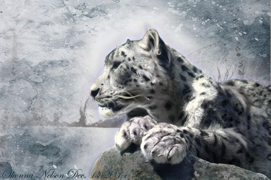 White Leopard by MisssBarbie