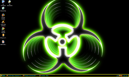 Biohazard Desktop by Windra