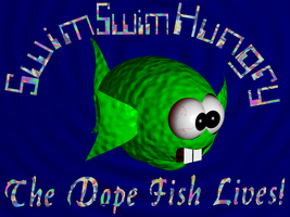 Dope Fish by tharglet