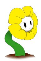 Flowey by CristalWolf567