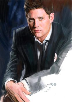 michael buble by FeiGiap