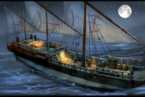 Caravel by MitTeam