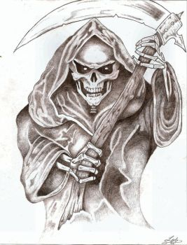 Reaper 1 by TheLob