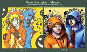 Draw it again! by Winterleigh