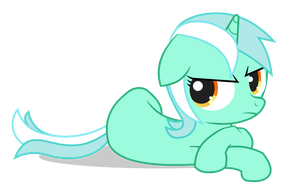 Lyra was offended by negasun