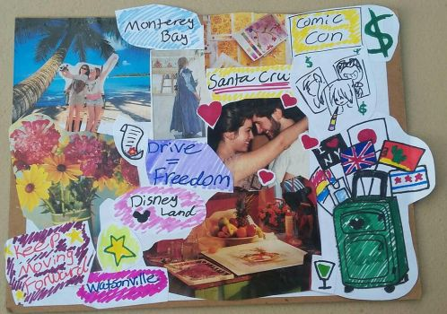 My Vision Board  by MLPAristiscCSketch