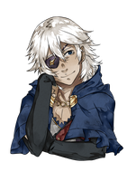 Fire Emblem Fates: Niles by tamachandraws