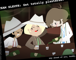TS: Get totally plastered. by SelanPike