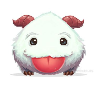 Poro by MarianaEnnes