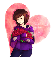 | Valentine's Day | by Ary-Lyn