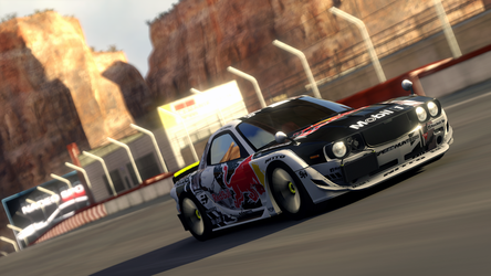 Mazda RX 7-3 Mad Mike #1 by PR1VACY