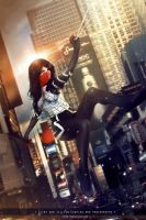 Silk III - The Amazing Spiderman - Marvel Comics by FioreSofen