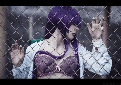 Highschool of the Dead Saeko opening by Takushika-sempai