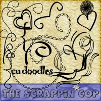 Doodle Shapes by debh945