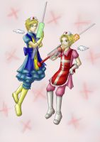 APH: Nurse Sweden and Denmark by Lord-Evell