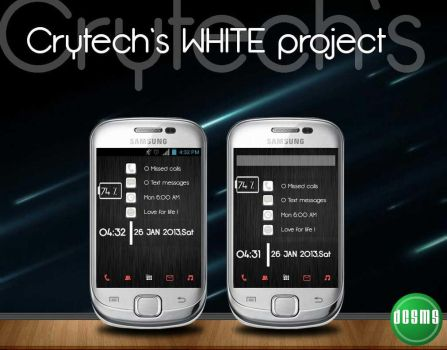 White Project by Crytech by Crytech-007