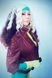 X-Men: Rogue by Cateography
