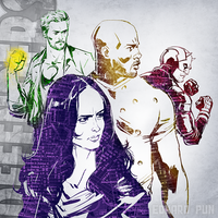 The Defenders by pungang