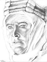 Lawrence of Arabia by TheLivingShadow