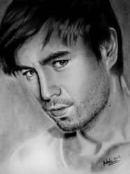 Enrique Iglesias by Andriks