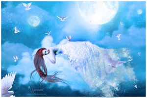 Dreaming world by annemaria48