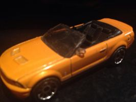 Matchbox Ford Mustang by PATyler1
