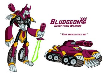 TF Animated - Bludgeon by sketchmasterskillz