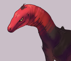 Eoraptor by Quadrupedal