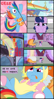 Part2 Clothes Line by EvilFrenzy