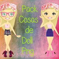 Pack Cosas Doll by Tinistas