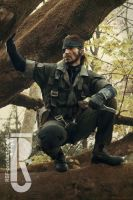 Metal Gear - Where to go? by RBF-productions-NL