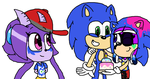 !!Happy Anniversary Sonic!! by InkelyTheHedeling13