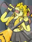 Piago Rocks Out by Fragraham