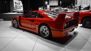 Her Majesty F40 by JBPicsBE