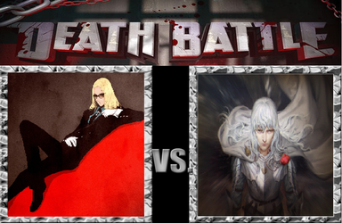 Death Battle Integra Hellsing vs Griffith by warnett