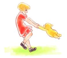 Winnie-Ther-Pooh by rasenth