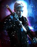 Vergil - The Ice Nephilim by AnnaPostal666