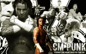 cm punk collage by Hold-Fast-Hope