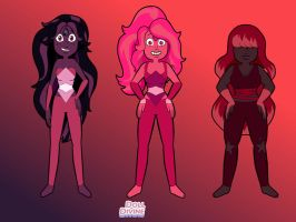 Gemsona Adopts (closed) by STAG-KING