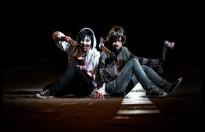 Heroes of Creepypasta  Ticcy-Toby and Jeff by Tomo-Hewstone