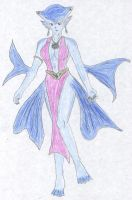 Princess Ruto properly dressed by FoxBluereaver