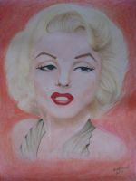 Marilyn Monroe by MissBuffySpears