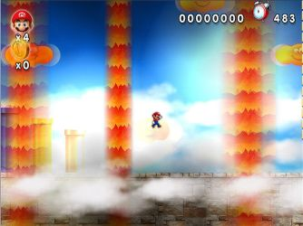 New Super Mario Forever PC 2012 by softendo