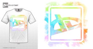 tshirt contest: color by Devious-Rookie