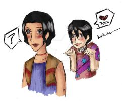 The Sneaky Tybalt by Amyln