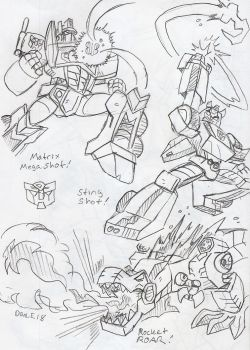 TFCyberverse: Shout Out Your Attacks by BlueIke