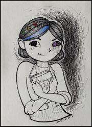 TrollHunters Claire by PumpkinLili