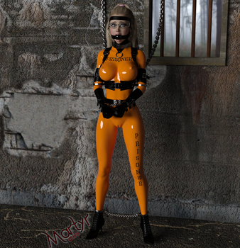 Bridgette Lea - Siltexed For Her Own Good by MartyMartyr1
