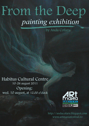 Upcoming exhibition by Ansheen