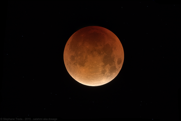 Lunar Eclipse (3) by Salahmi